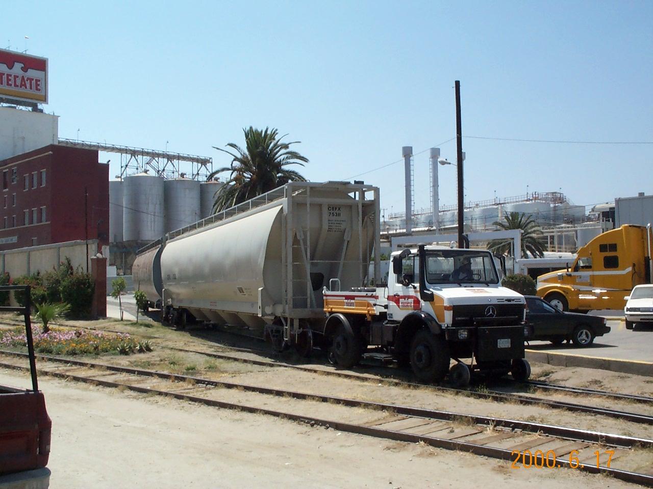 T Amp T Railway