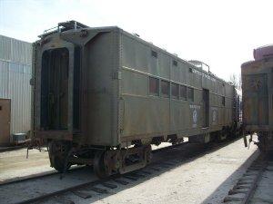 Us Army G 10 Ry Guard Car
